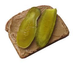 peanut butter and pickle sandwich abundant life. Black Bedroom Furniture Sets. Home Design Ideas